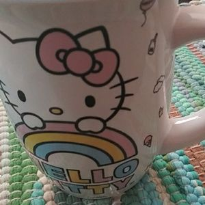 Hello kitty mug by sanrio